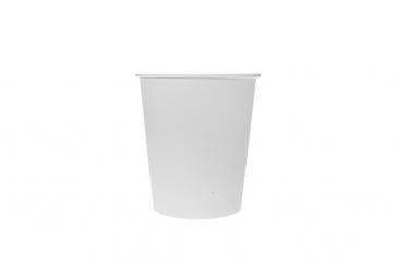 Pahar carton bauturi calde 4oz 100ml alb