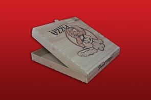 Cutie pizza Kraft natur 28x28