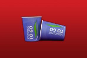 Pahar Carton Vending 160ml
