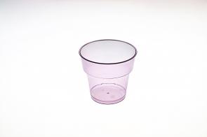 Pahar Cristal 200ml Lila