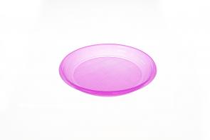 Farfurie Cristal Ø210mm Lila