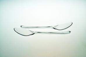 Lingurita PS 150mm Transparenta