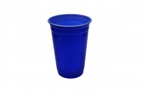 Pahar American 500ml Albastru