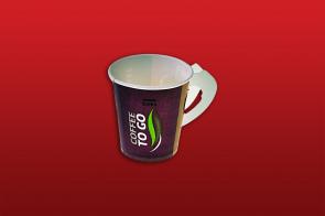Pahar cu toarta 175ml